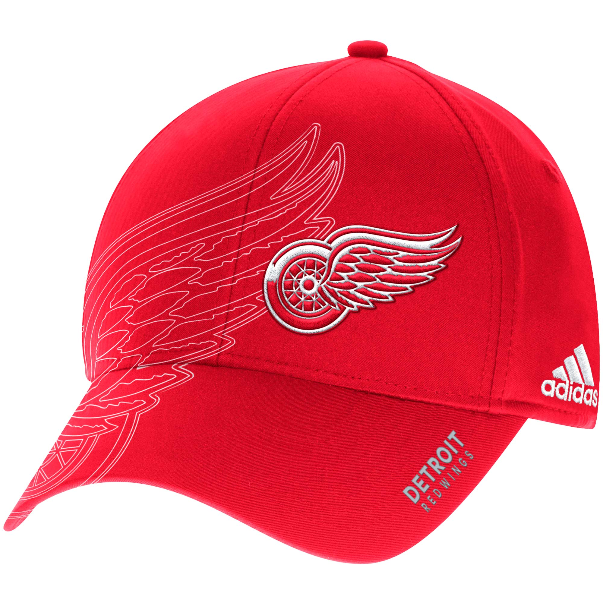 67a91d23214 Adidas Dětská kšiltovka Detroit Red Wings NHL Second Season 2017