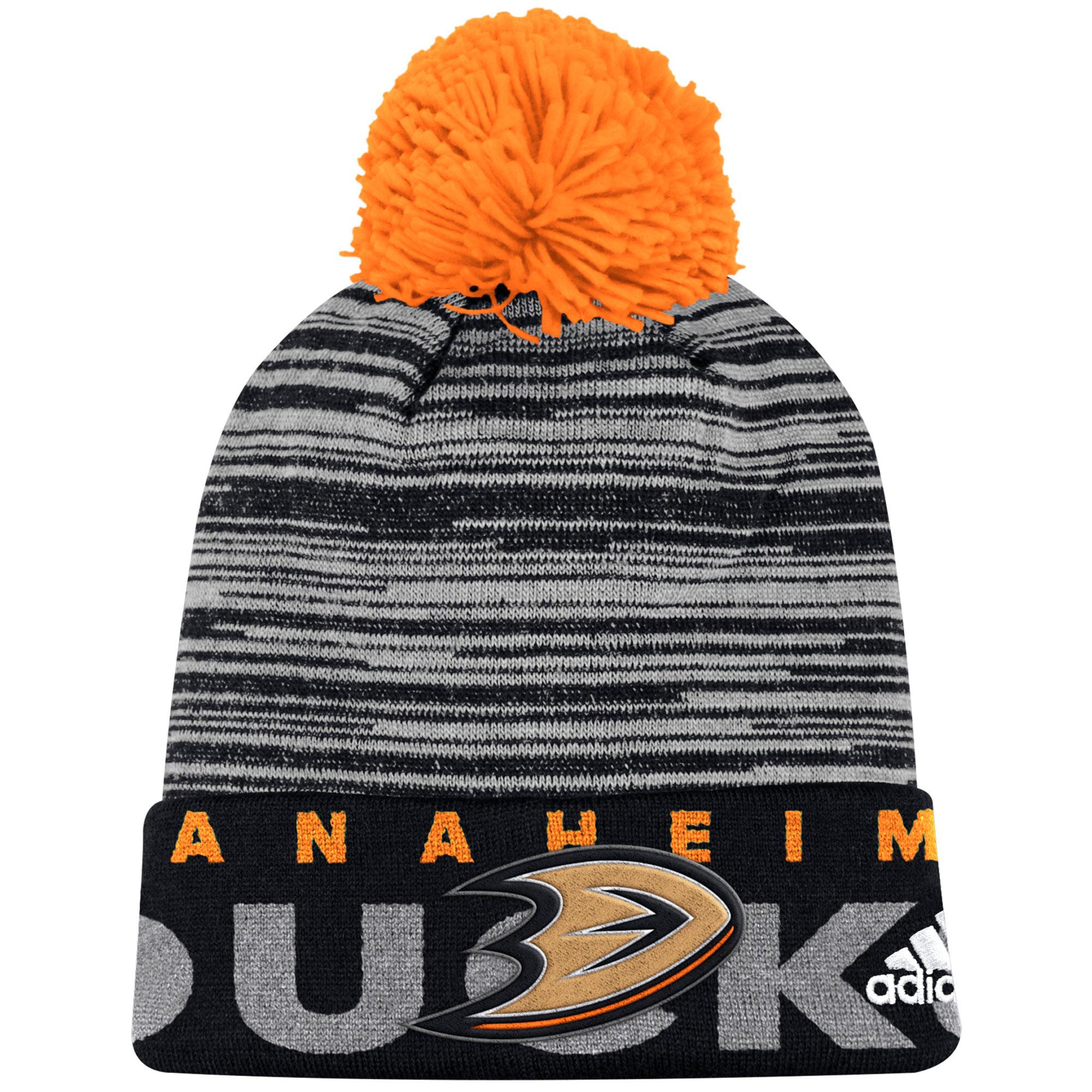 Adidas Dětská zimní čepice Anaheim Ducks NHL Team Logo Cuffed