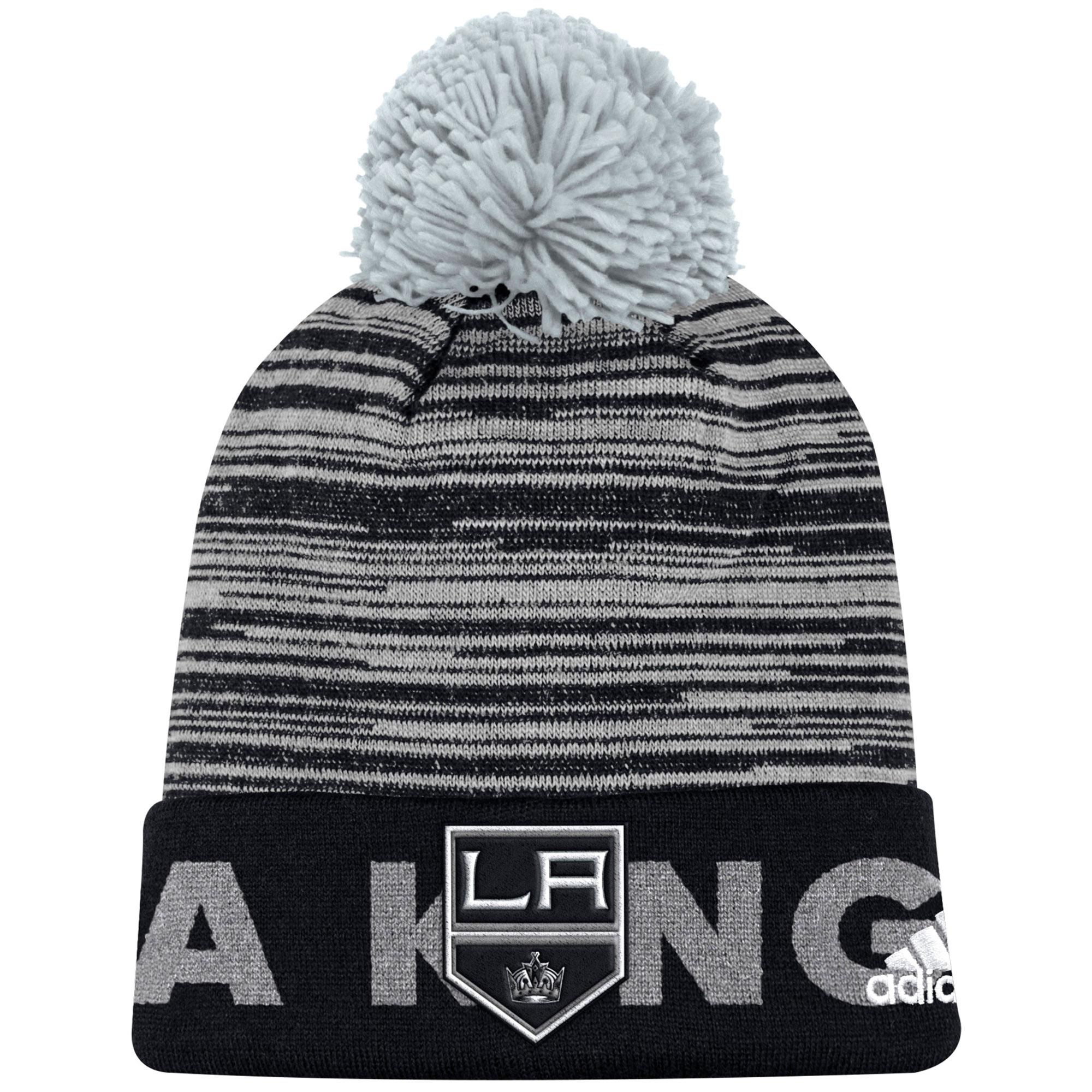 Adidas Dětská zimní čepice Los Angeles Kings NHL Team Logo Cuffed 8d696a1ad0
