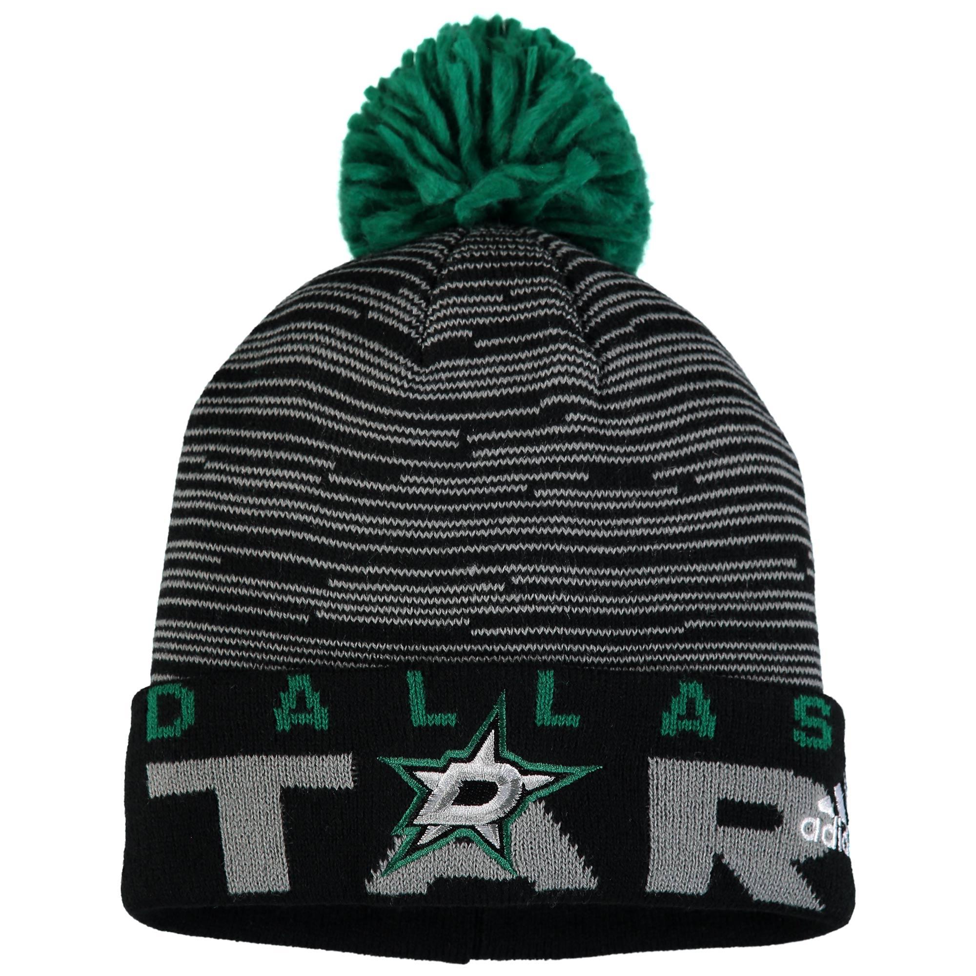 Adidas Dětská zimní čepice Dallas Stars NHL Team Logo Cuffed