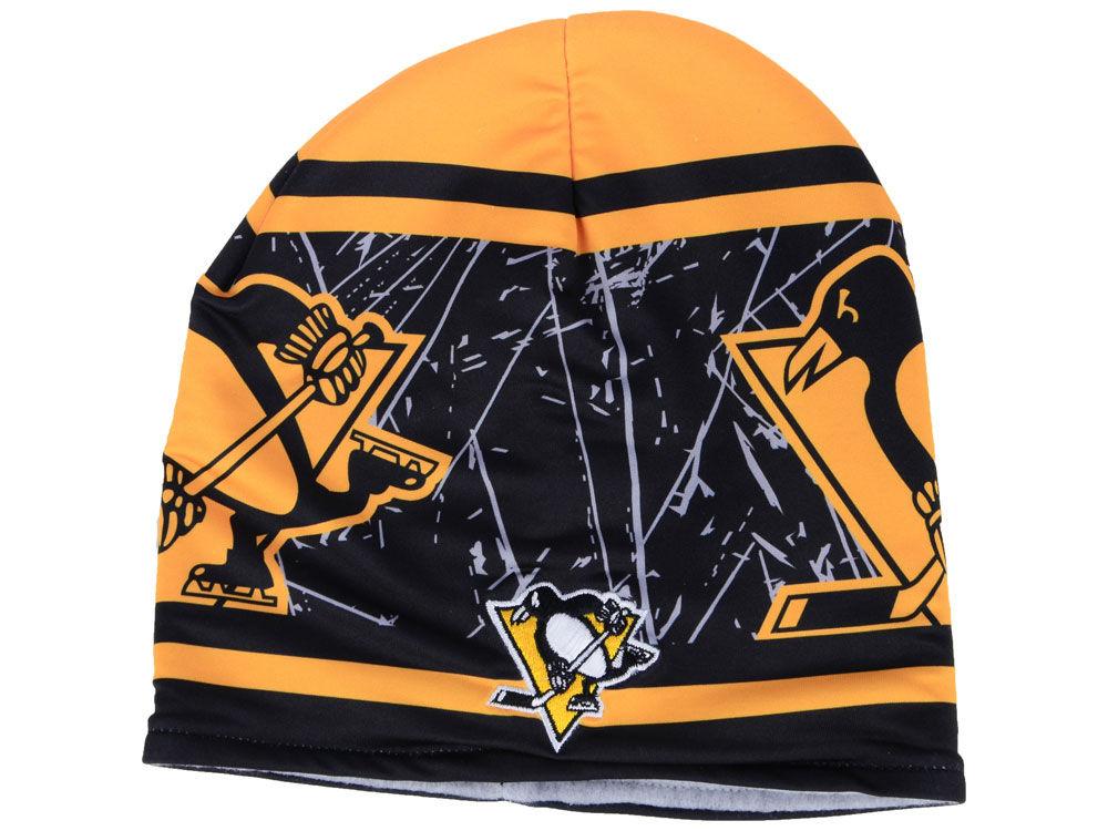 Dětská Zimní Čepice Pittsburgh Penguins Outerstuff