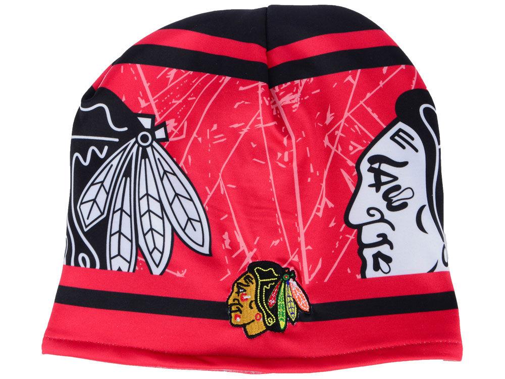 Dětská Zimní Čepice Chicago Blackhawks Outerstuff