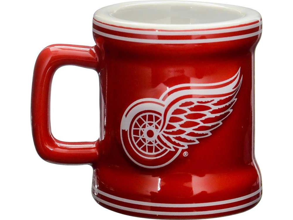 Panák Detroit Red Wings Mini Mug Shot