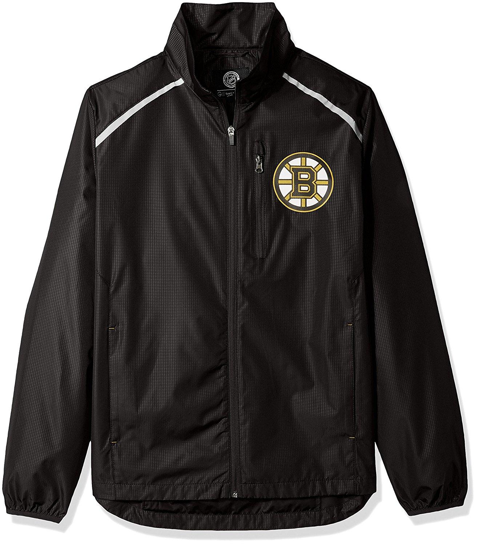 G-III Pánská bunda Boston Bruins NHL Frozen Tundra Systems Velikost: S, Distribuce: USA