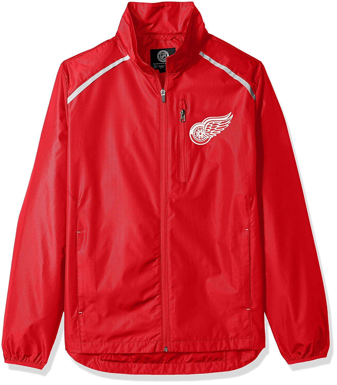 G-III Pánská bunda Detroit Red Wings NHL Frozen Tundra Systems Velikost: S, Distribuce: USA