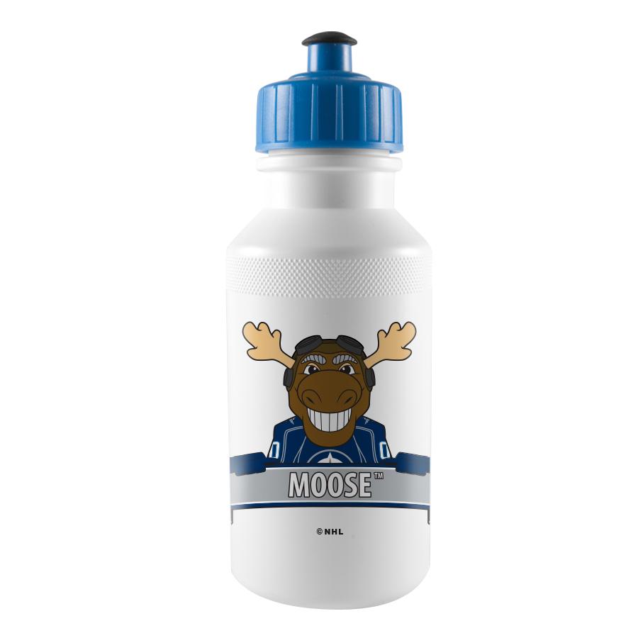 Inglasco Inc. Dětská sportovní láhev Winnipeg Jets NHL Mascot 0,5l