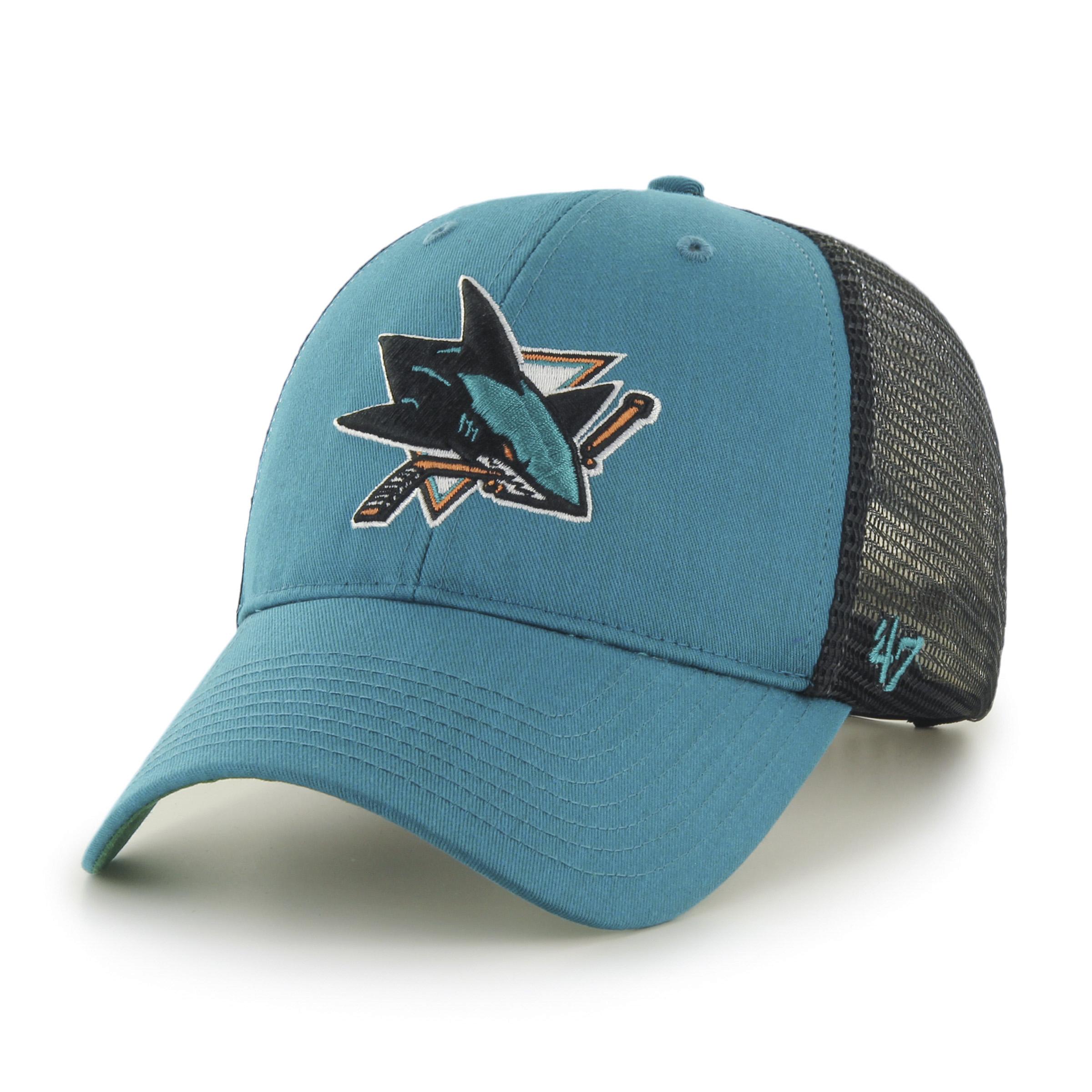 47 Brand Kšiltovka San Jose Sharks Branson  47 MVP 7638a99b41