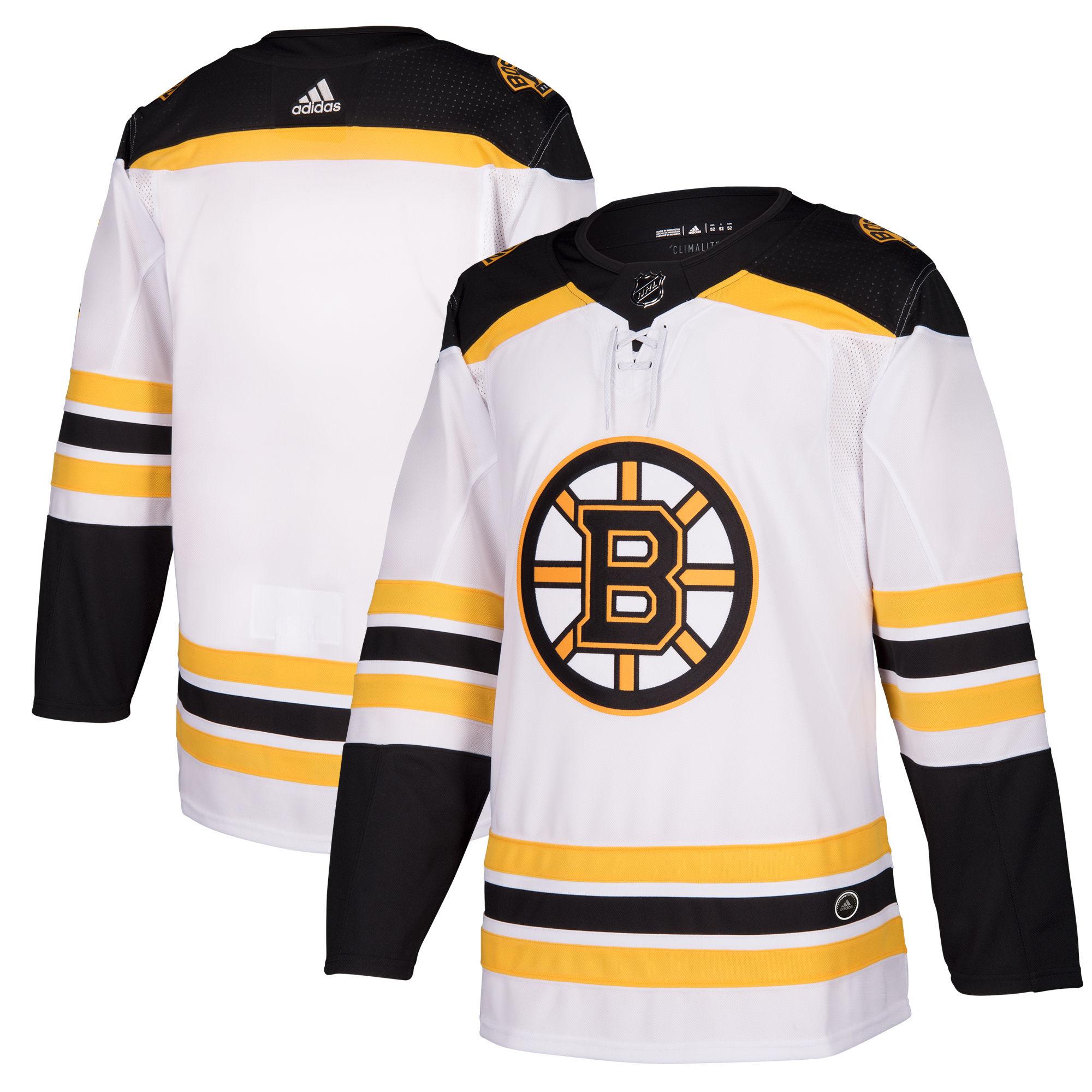 Adidas Dres Boston Bruins adizero Away Authentic Pro Velikost: 52 (L)