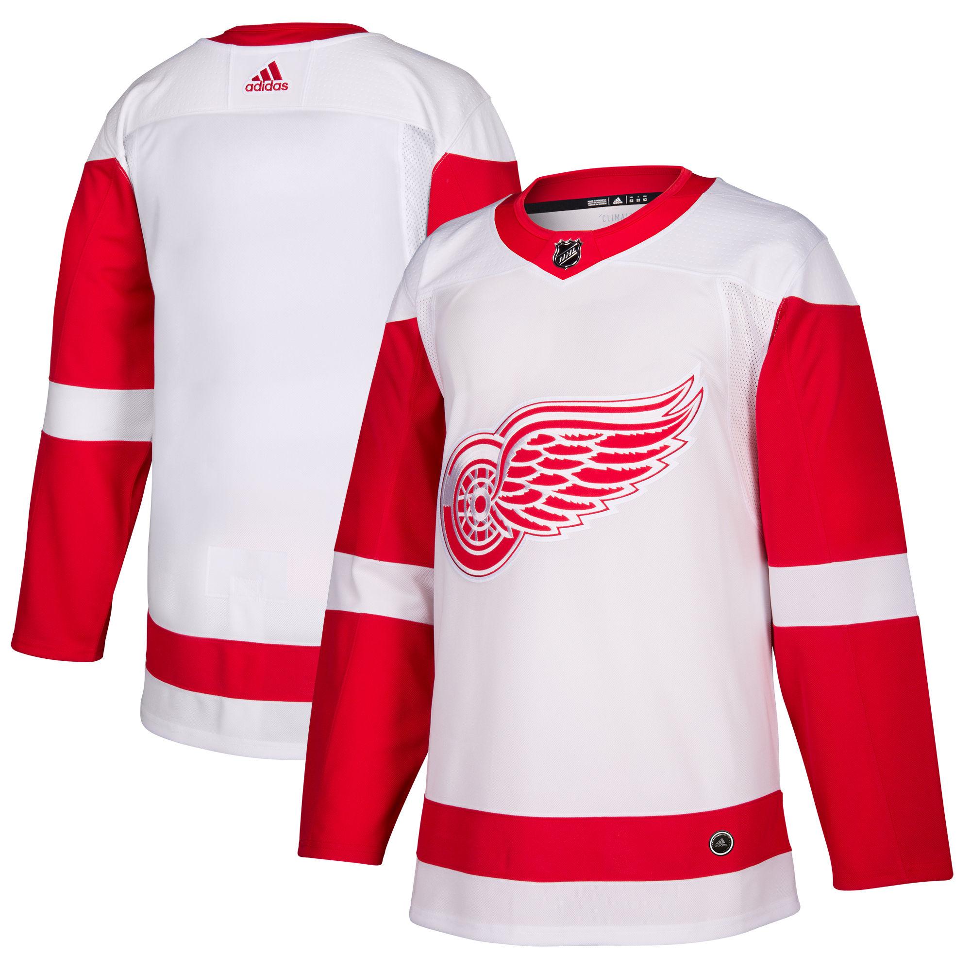 Adidas Dres Detroit Red Wings adizero Away Authentic Pro Velikost: 52 (L)