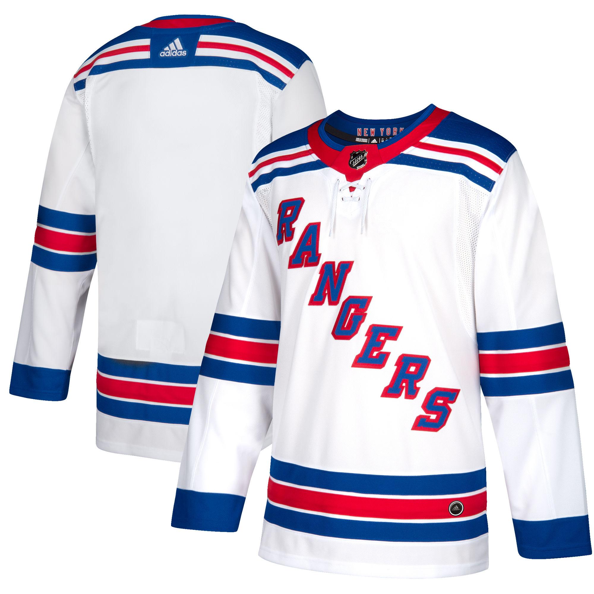 Adidas Dres New York Rangers adizero Away Authentic Pro Velikost: 52 (L)
