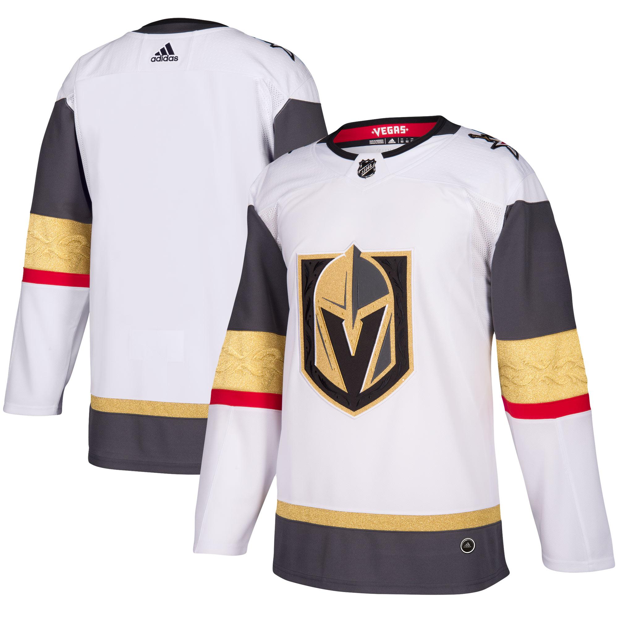 Adidas Dres Vegas Golden Knights adizero Away Authentic Pro Velikost: 52 (L)