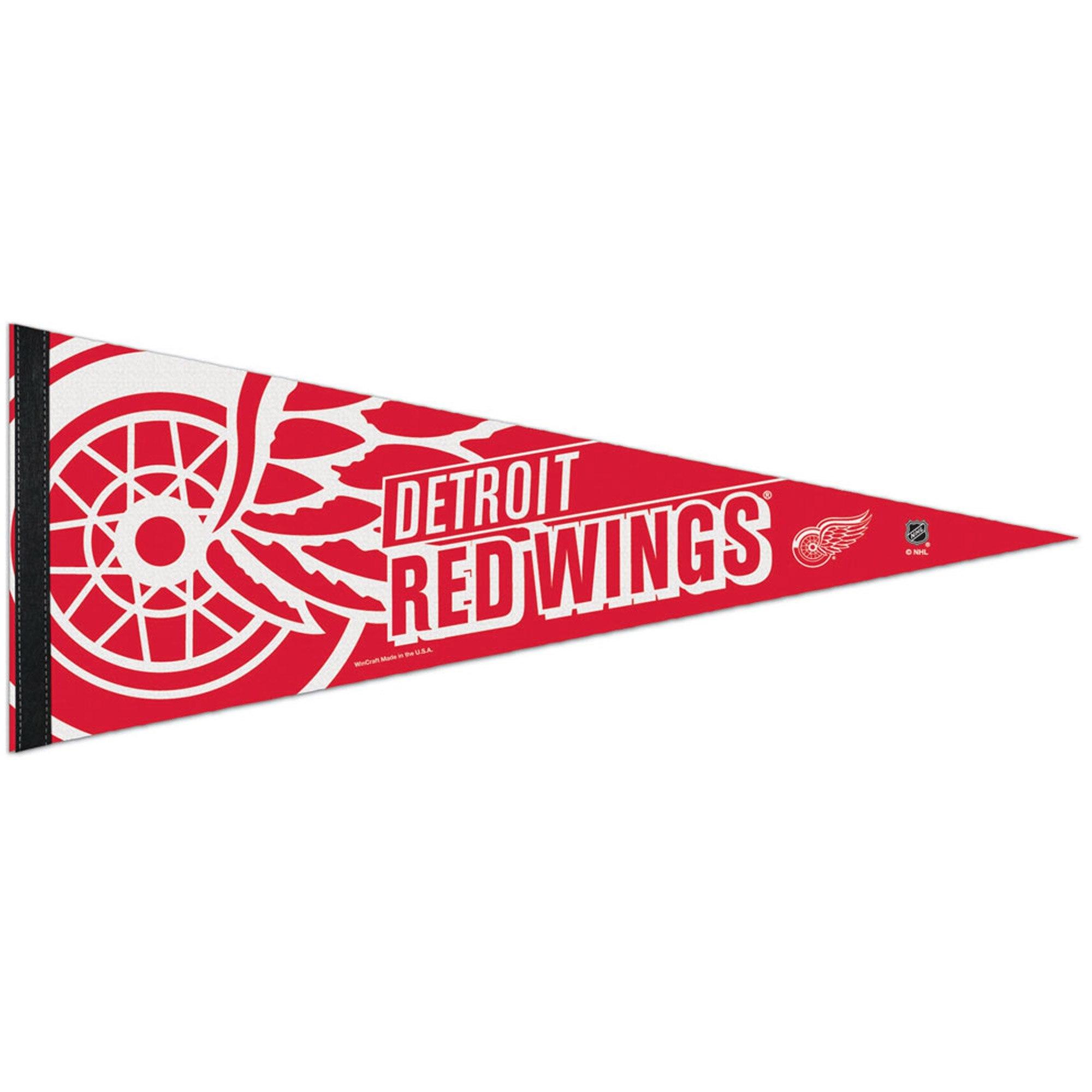 WinCraft Vlajka Detroit Red Wings Premium Pennant