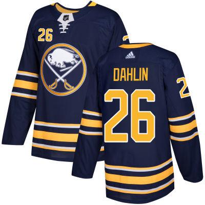 Adidas Dres #26 Rasmus Dahlin Buffalo Sabres adizero Home Authentic Pro Velikost: 52 (L)