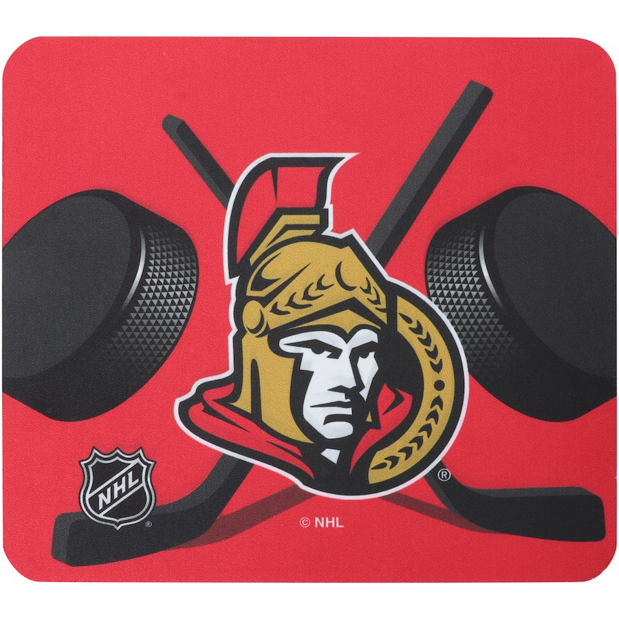 The Memory Company Podložka Ottawa Senators 3D Mouse Pad