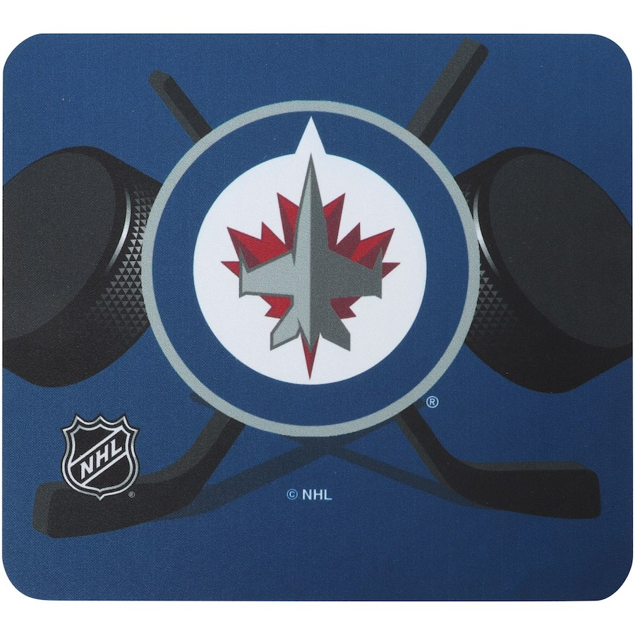 The Memory Company Podložka Winnipeg Jets 3D Mouse Pad