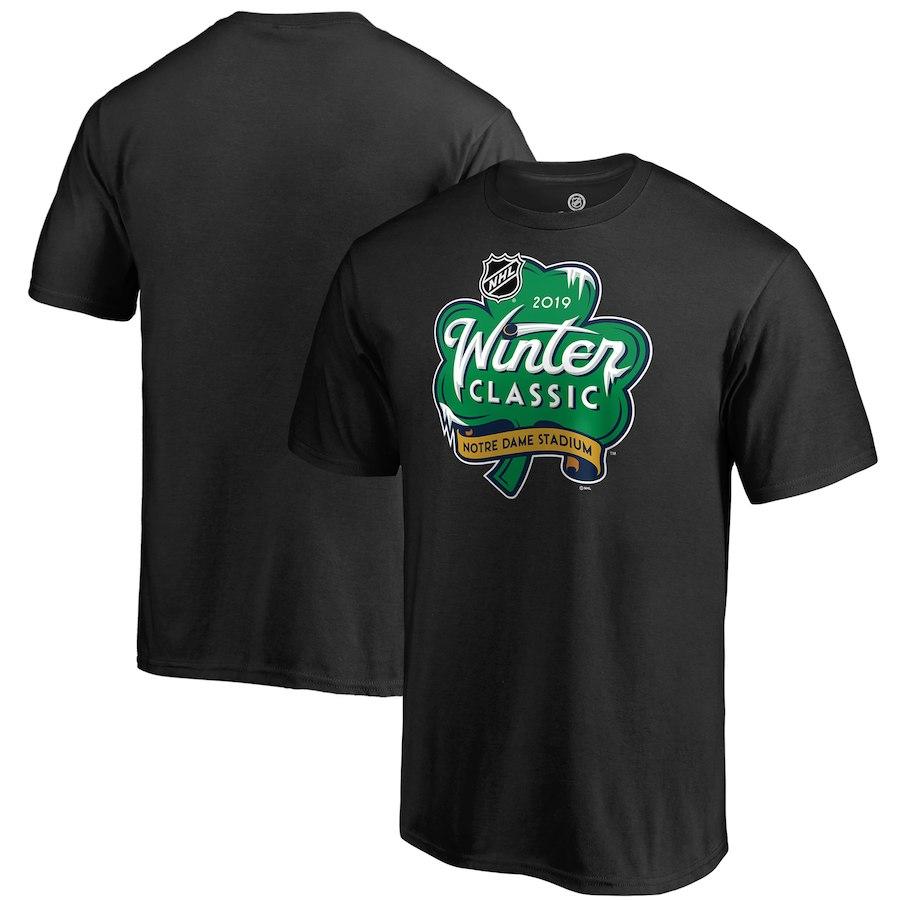 Fanatics Branded Dětské Tričko 2019 NHL Winter Classic Event Logo Velikost: dětské S