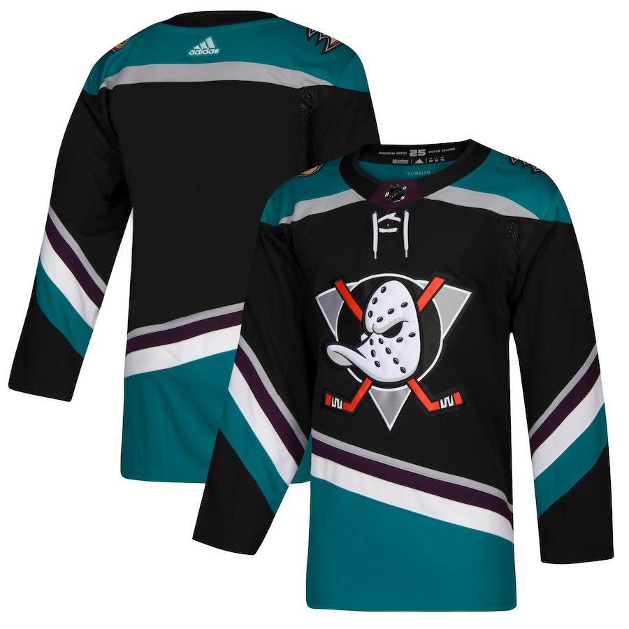 Adidas Dres Anaheim Ducks adizero Alternate Authentic Pro Velikost: 52 (L)
