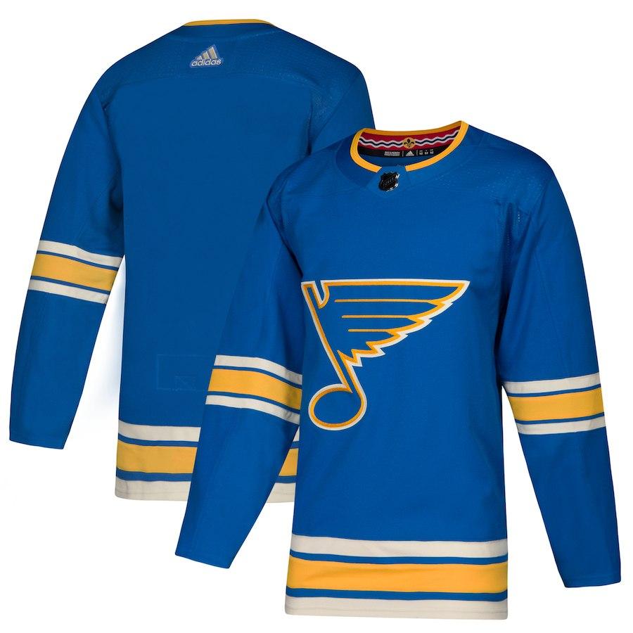 Adidas Dres St. Louis Blues adizero Alternate Authentic Pro Velikost: 52 (L)