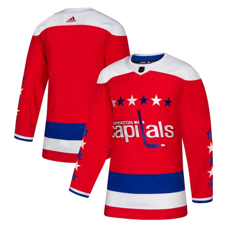 Adidas Dres Washington Capitals adizero Alternate Authentic Pro Velikost: 52 (L)