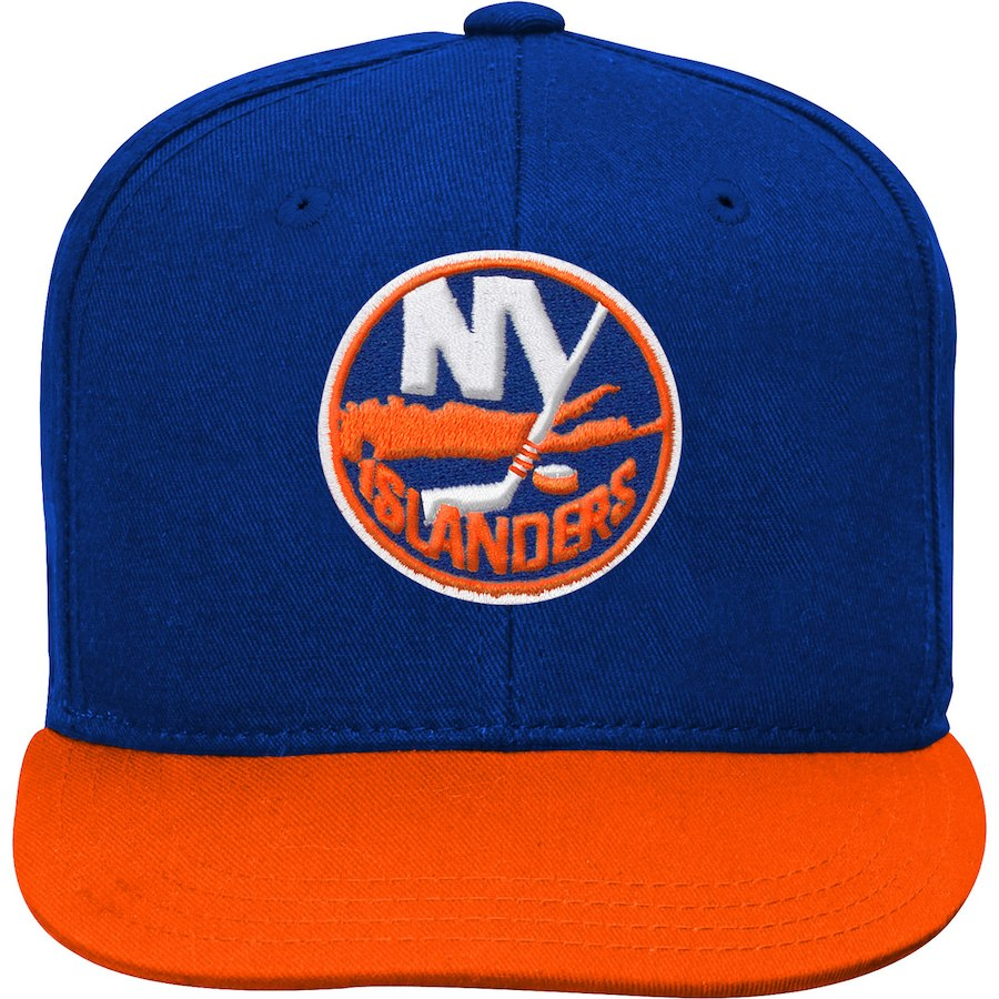 Fanatics Branded Dětská Kšiltovka New York Islanders Two-Tone Flatbrim  Snapback c198cbde16