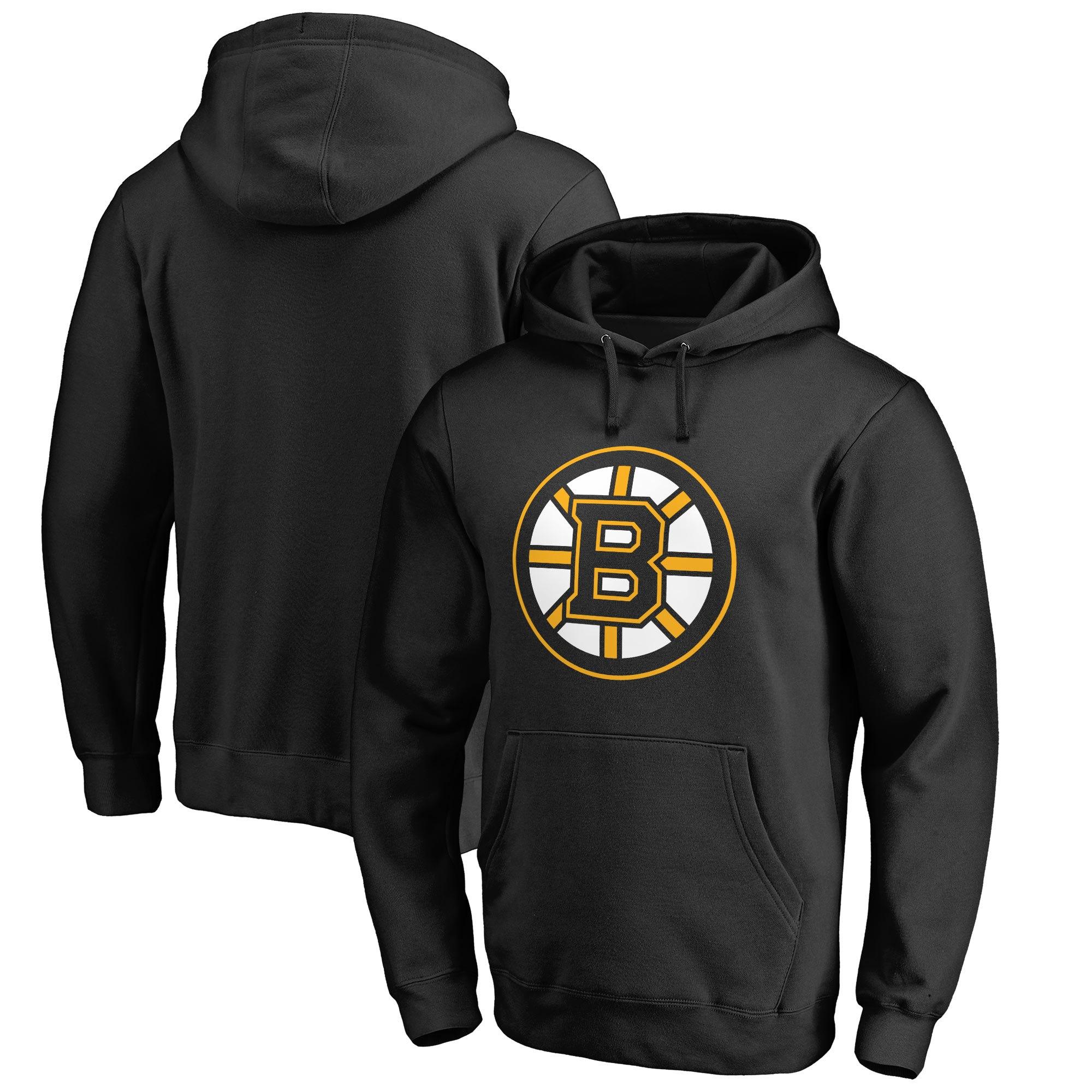 Mikina Boston Bruins Fanatics Branded Primary Logo Velikost  M d14d8ac11a