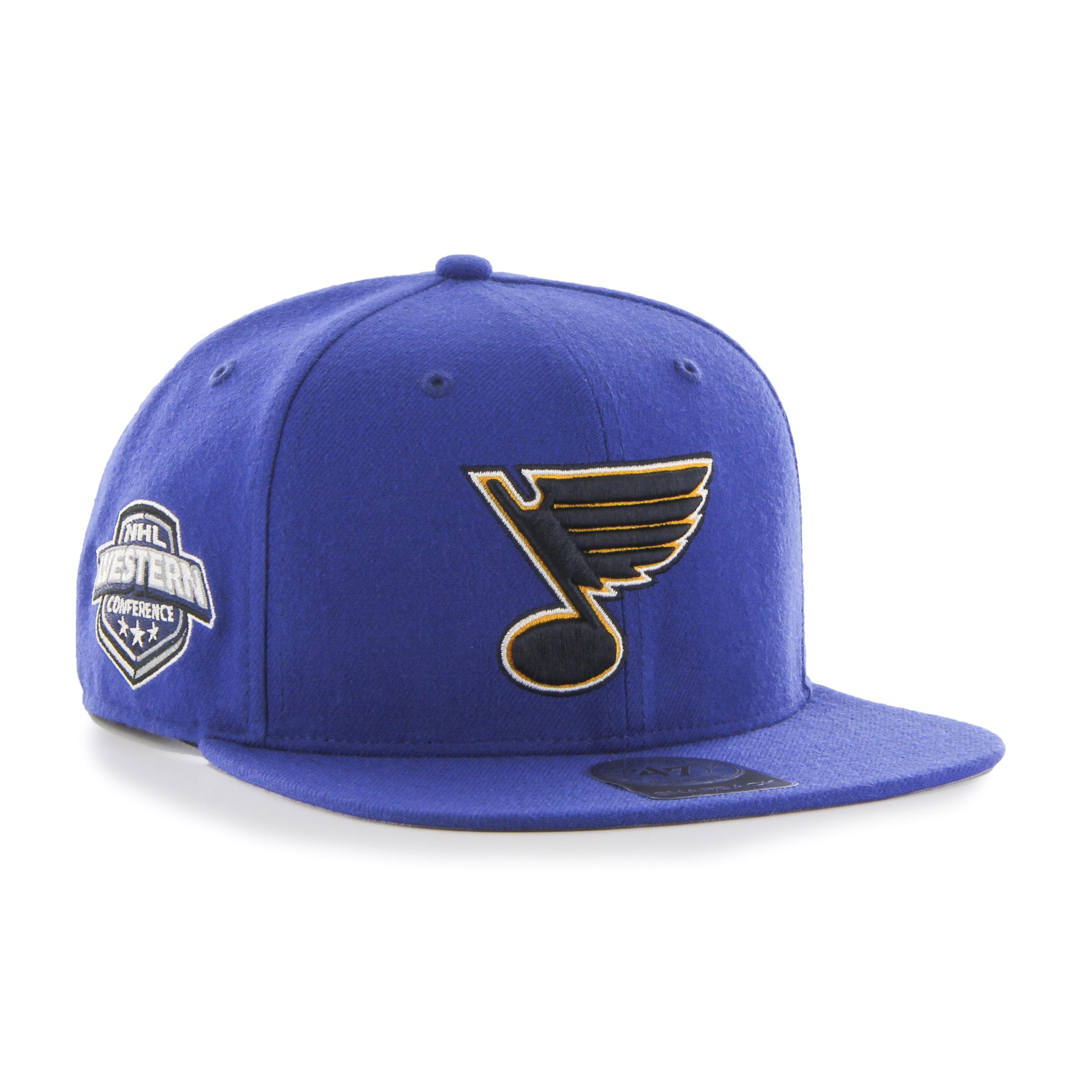 47 Brand Kšiltovka St. Louis Blues 47 Sure Shot Snapback 6512d2eaa7