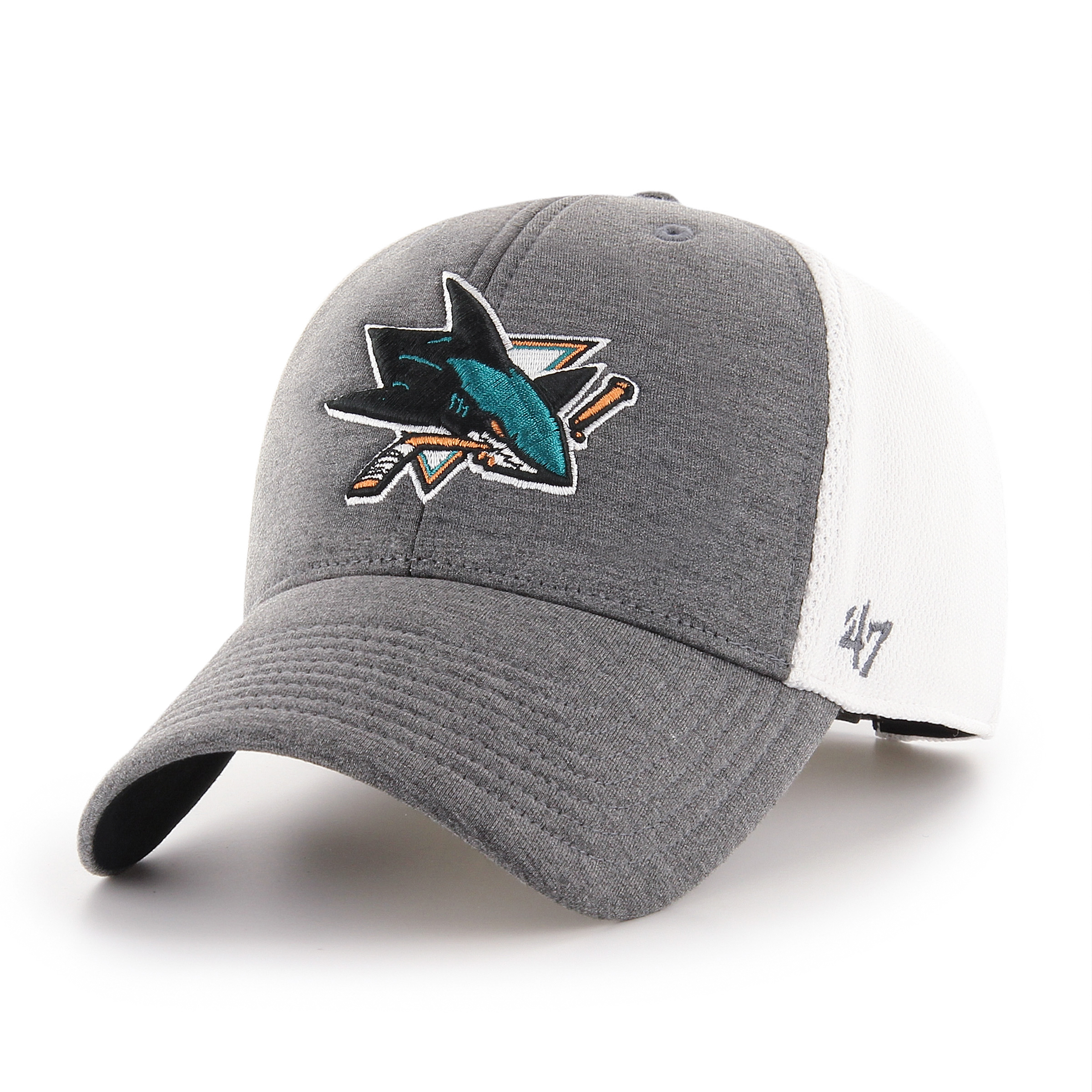 47 Brand Kšiltovka San Jose Sharks 47 Haskell MVP 5b5093c682