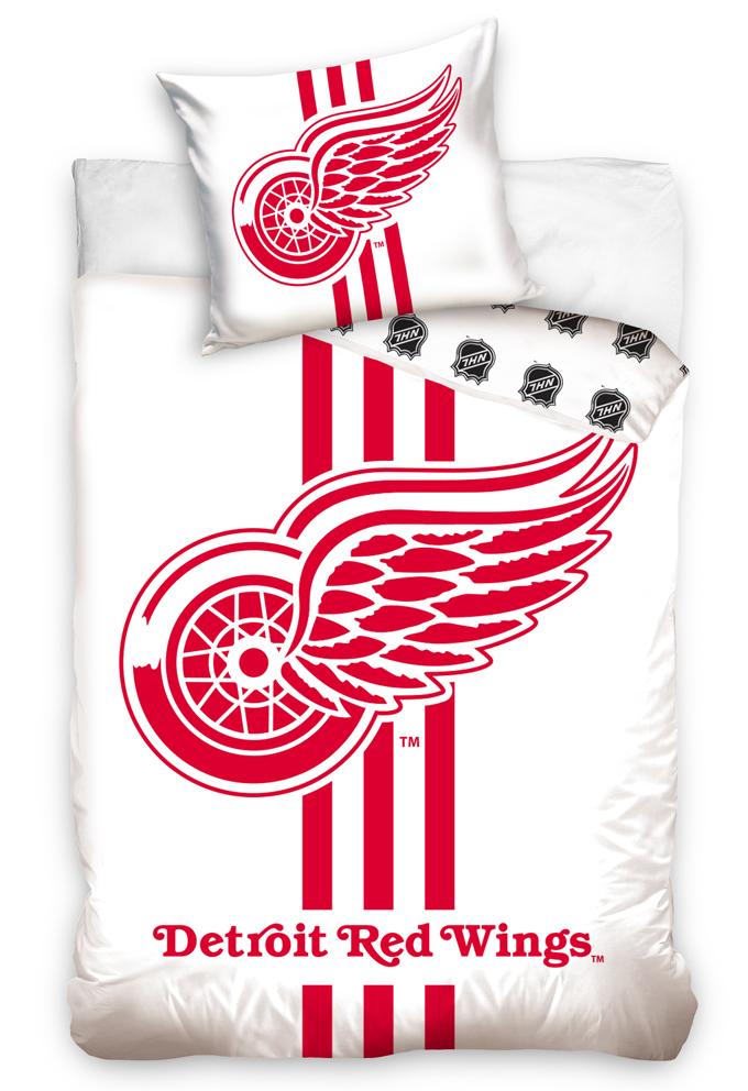 Povlečení Detroit Red Wings TIP White
