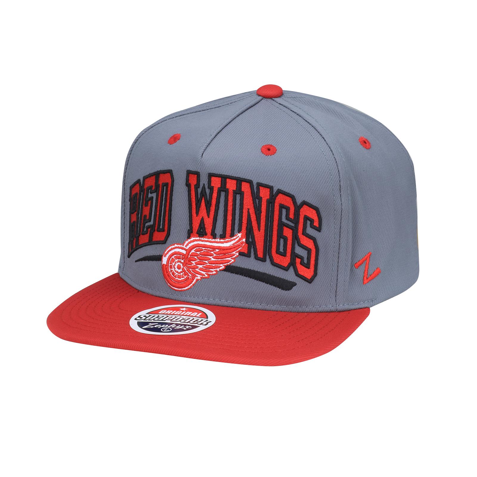 46fd178fa5c Zephyr Kšiltovka Detroit Red Wings Phenom Snapback