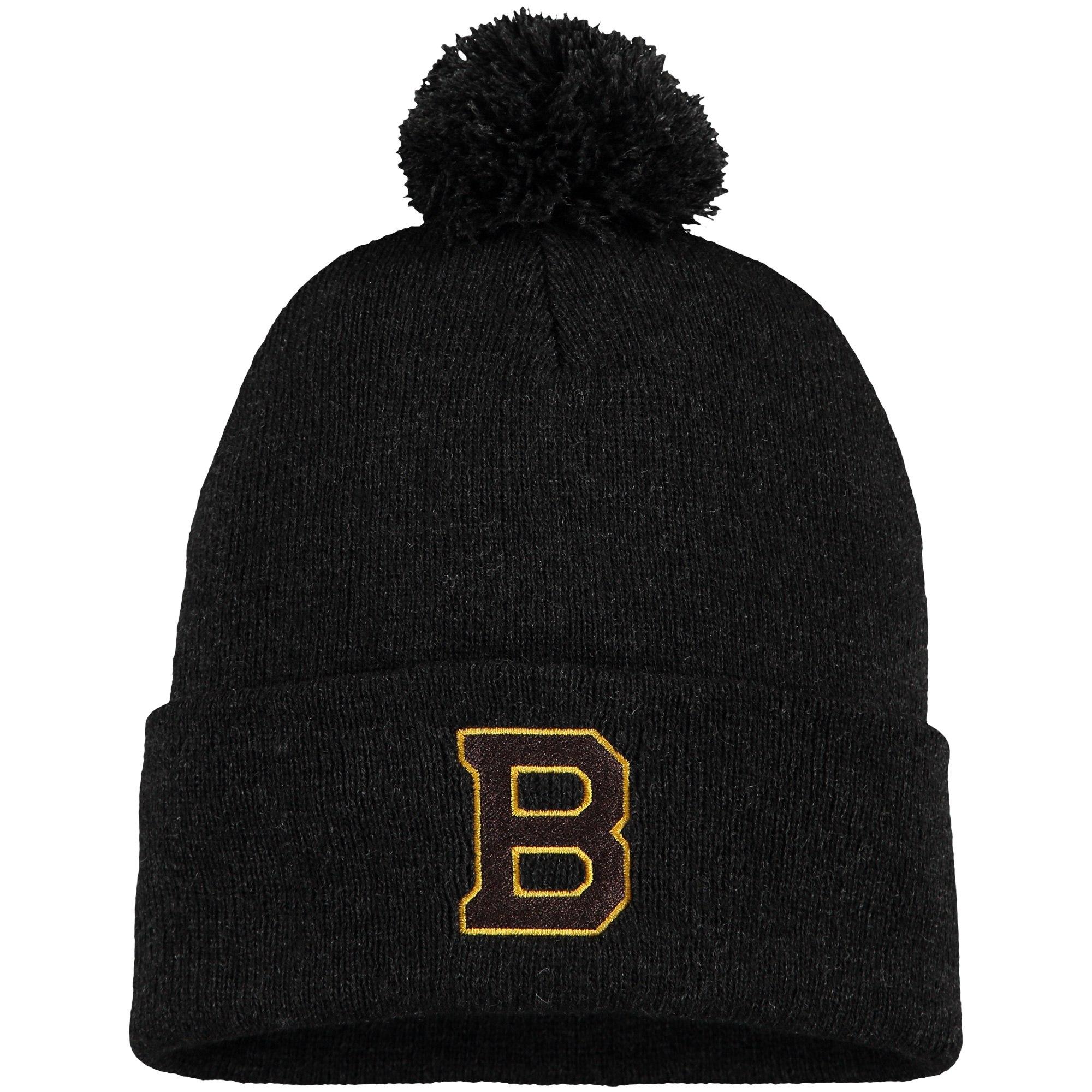 249cd3f4686 Fanatics Branded Dětský Zimní Kulich Boston Bruins 2019 NHL Winter Classic  Main Cuffed Pom