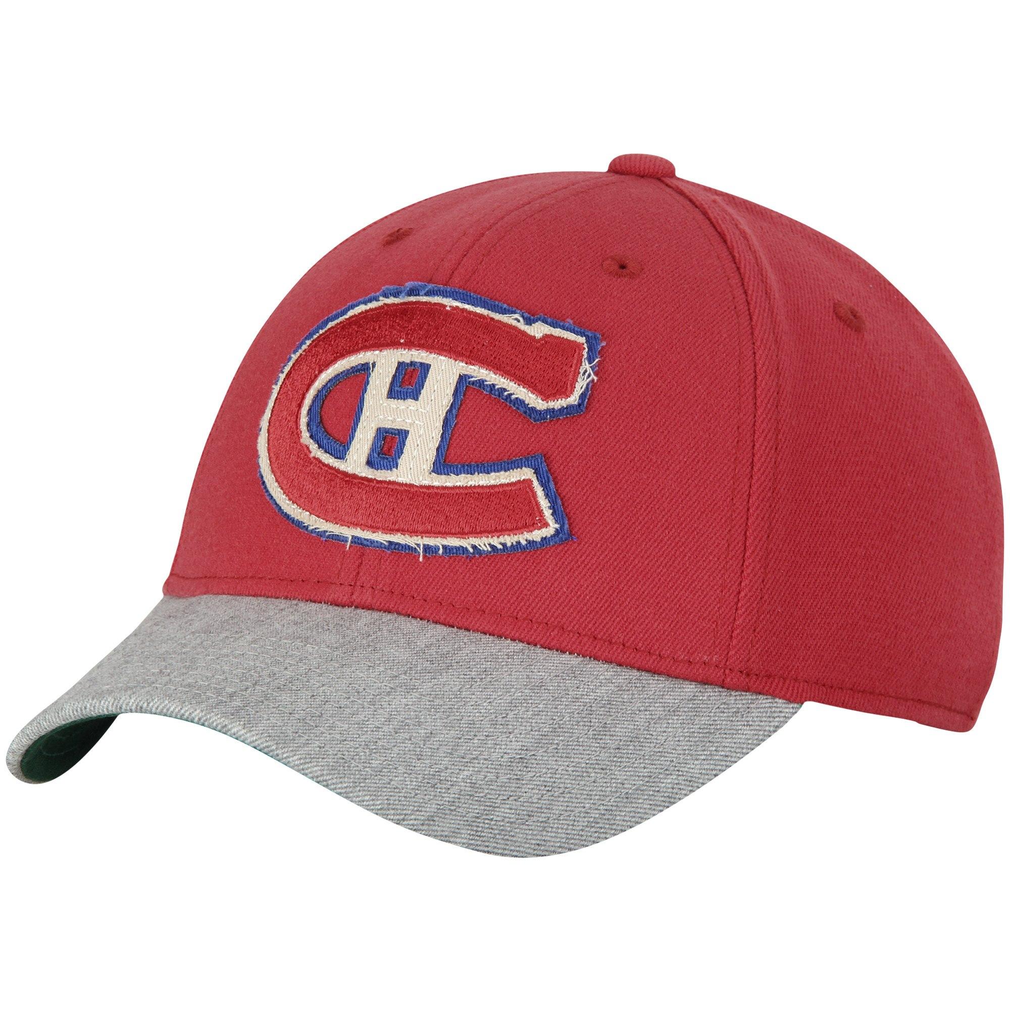 Kšiltovka Montréal Canadiens CCM Structured Flex Velikost: S/M