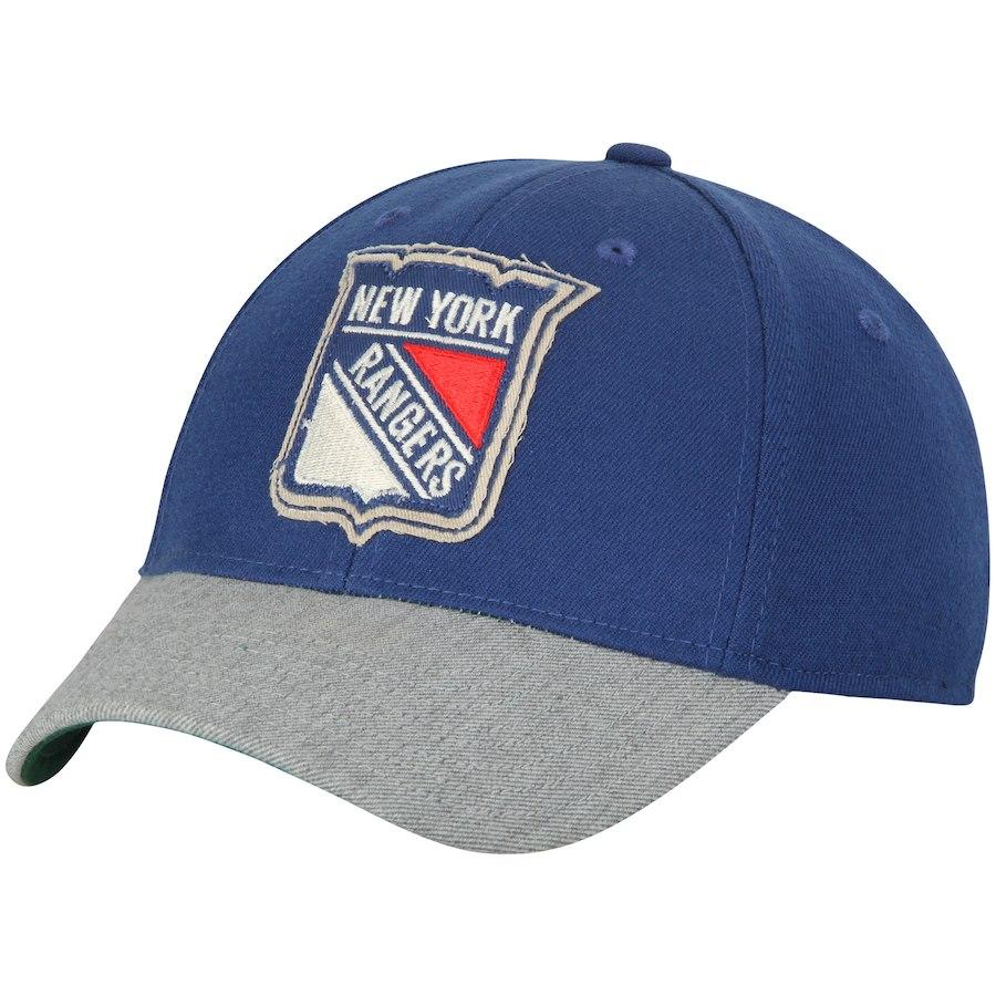 Kšiltovka New York Rangers CCM Structured Flex Velikost: S/M