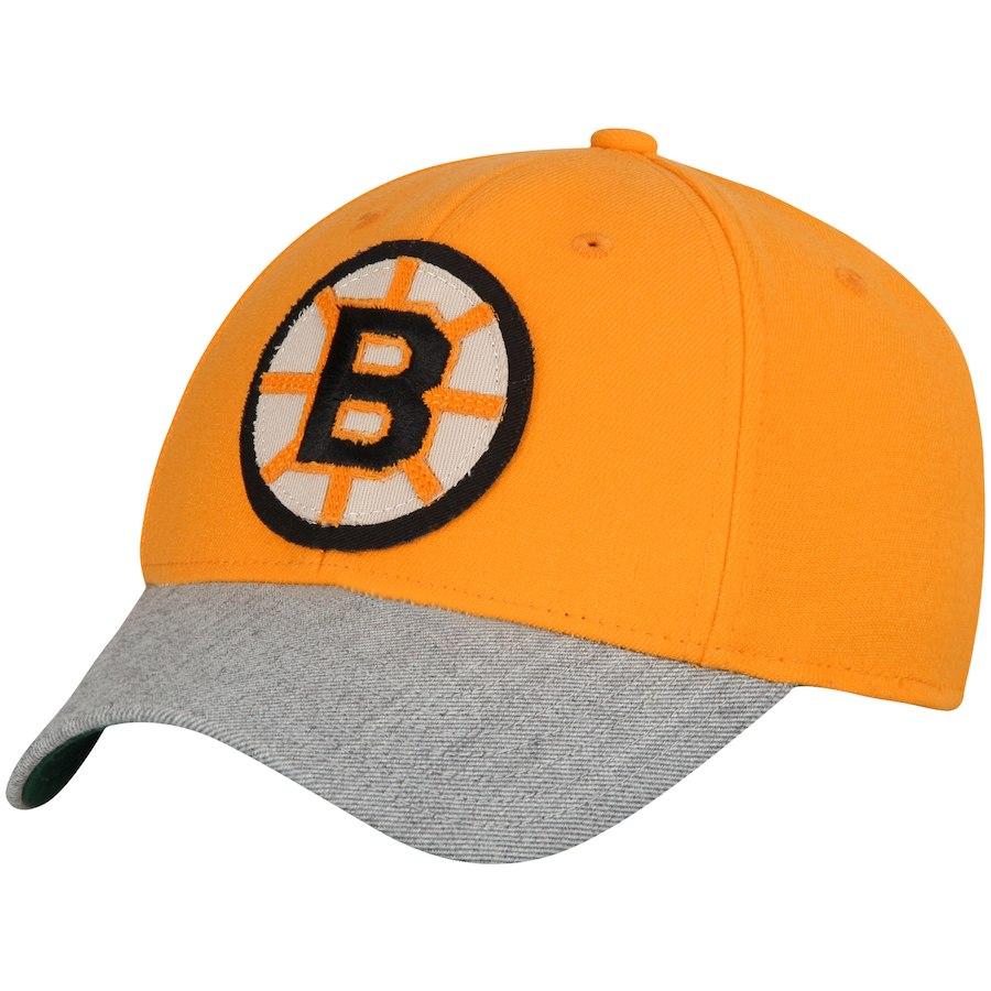 Kšiltovka Boston Bruins CCM Structured Flex Velikost: S/M