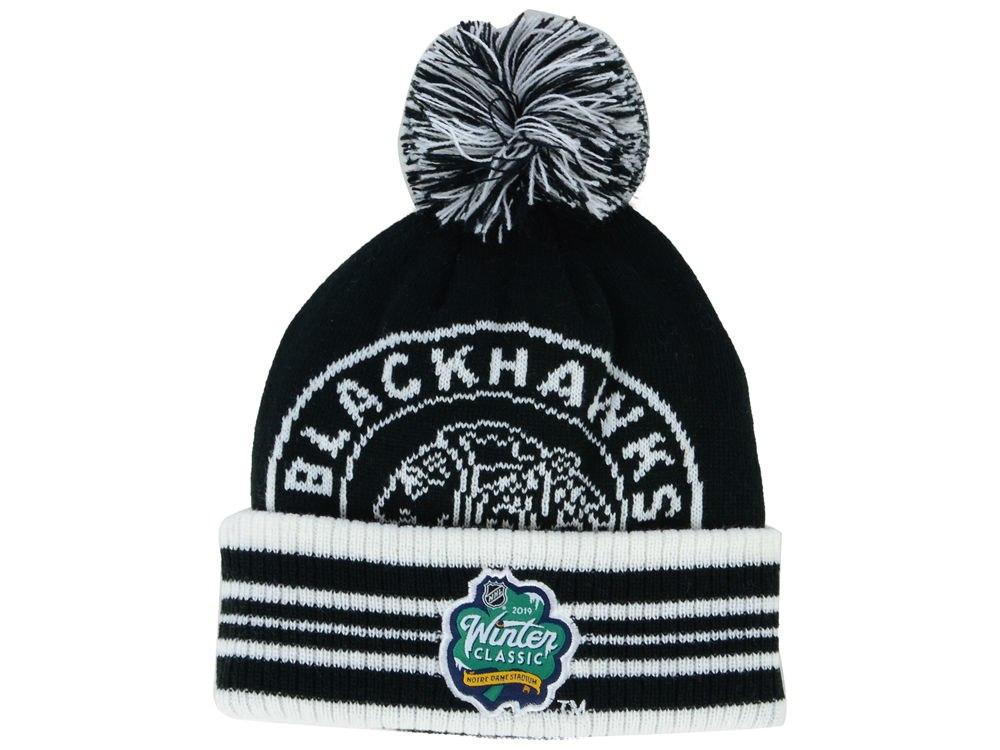 Outerstuff Dětská Zimní Čepice Chicago Blackhawks 2019 NHL Winter Classic