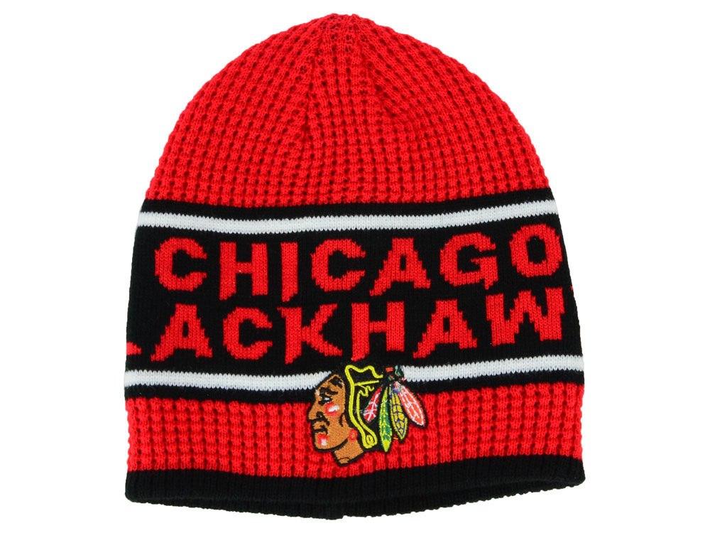 Outerstuff Dětská Zimní Čepice Chicago Blackhawks Enforcer