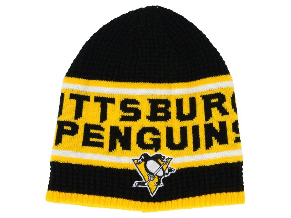 Outerstuff Dětská Zimní Čepice Pittsburgh Penguins Enforcer