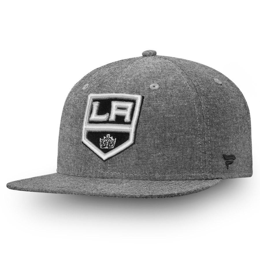 Fanatics Kšiltovka Los Angeles Kings Chambray Emblem Snapback