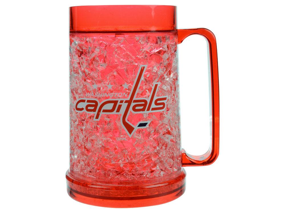 Půllitr Washington Capitals Red Color Freezer