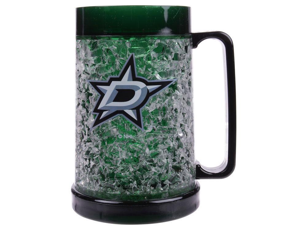 Půllitr Dallas Stars Green Colour Freezer