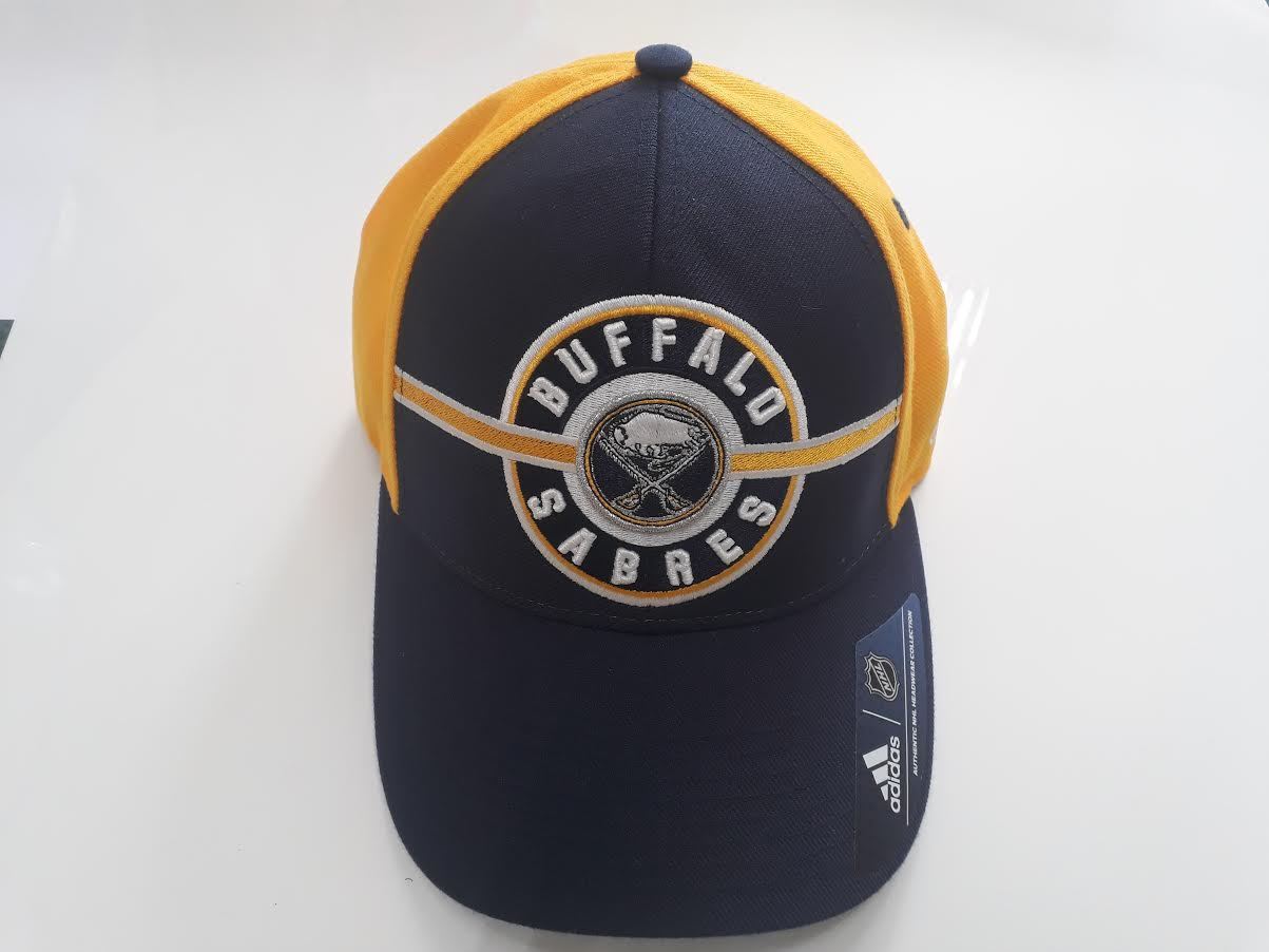 Adidas Kšiltovka Buffalo Sabres Circle Adjustable