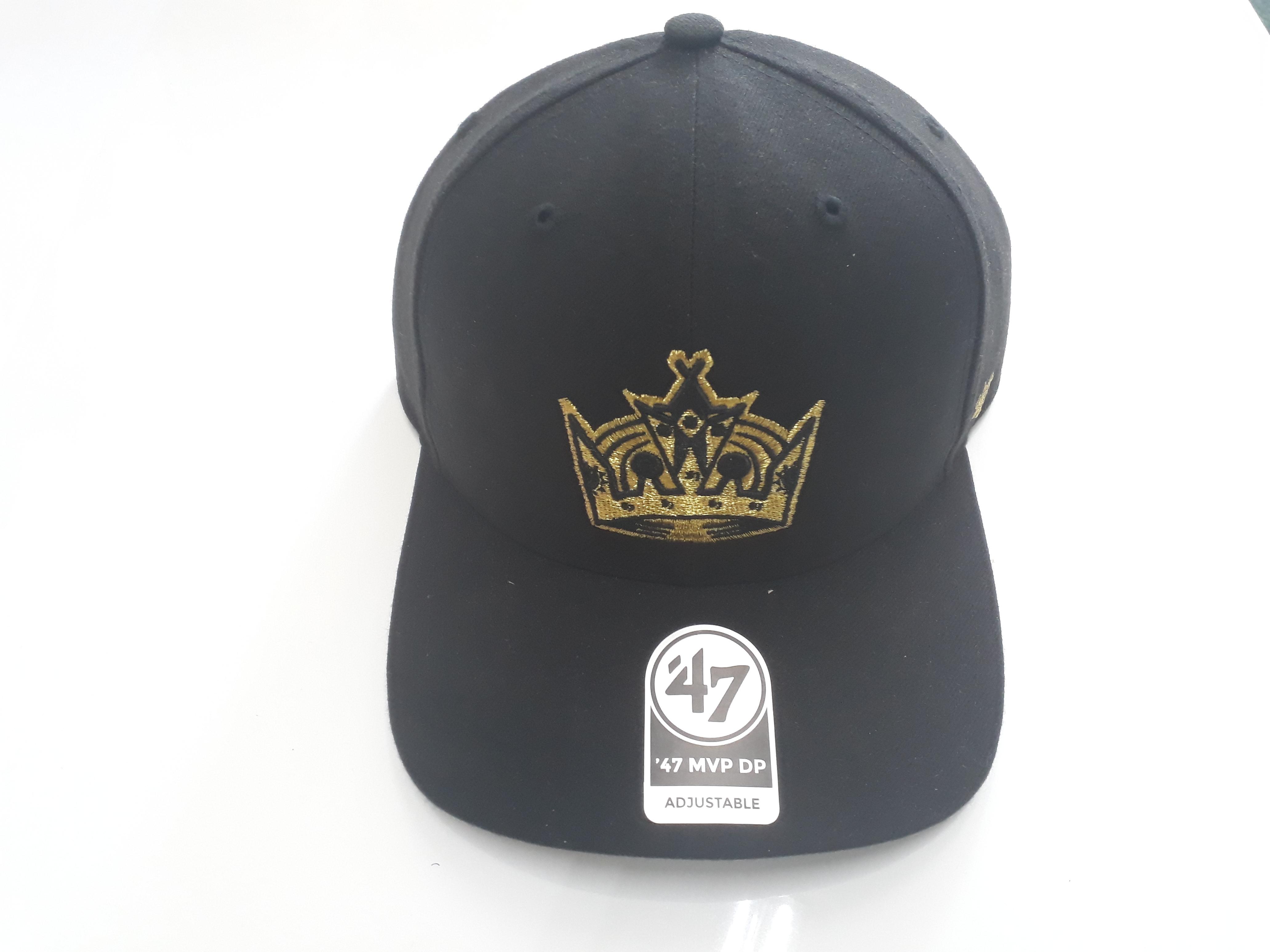 47 Brand Kšiltovka Los Angeles Kings Clezar Crown