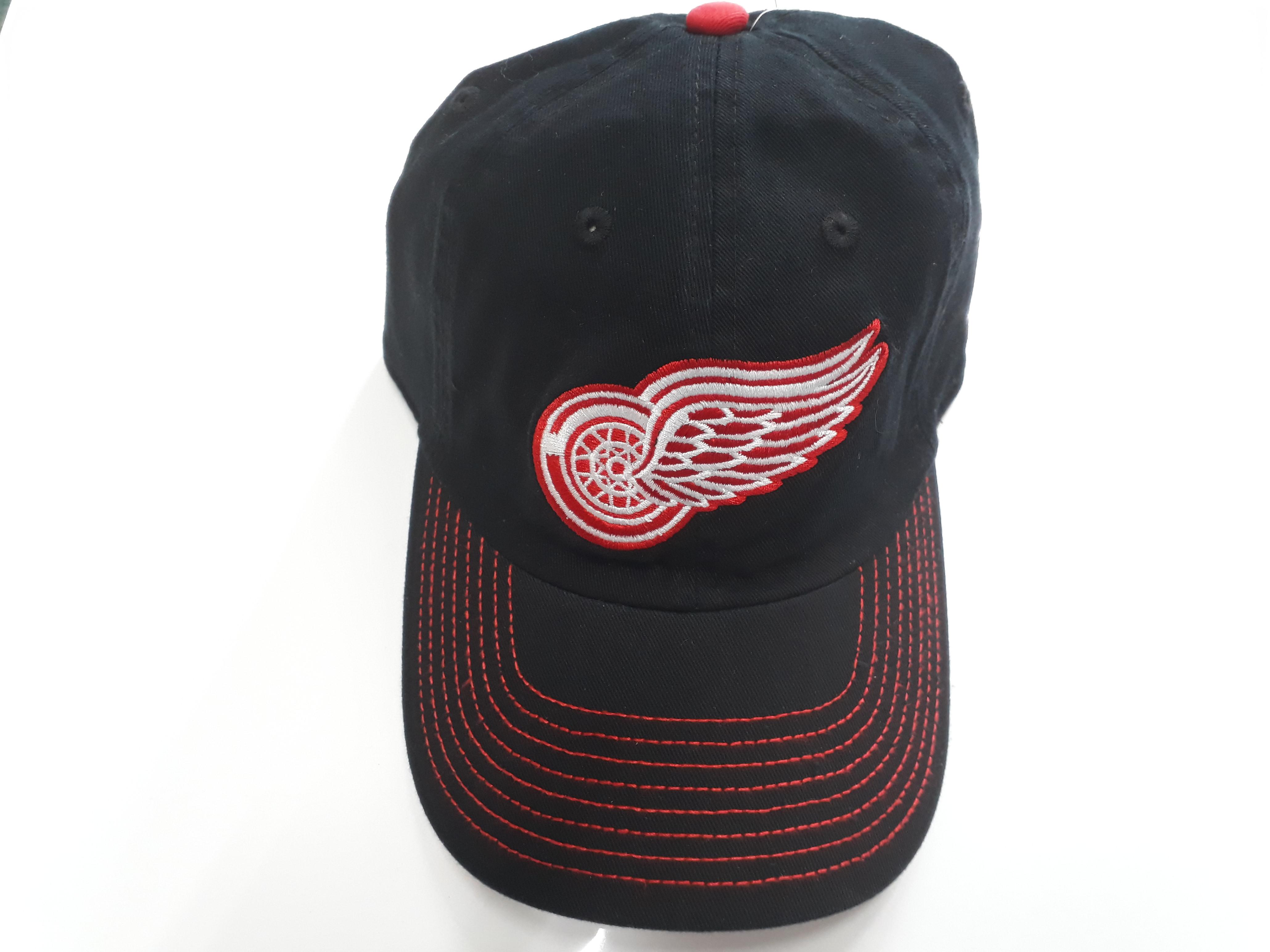 Outerstuff Kšiltovka Detroit Red Wings Basic Adjustable Slouch