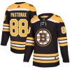Dres Boston Bruins #88 David Pastrnak adizero Home Authentic Player Pro