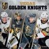 Kalendář Vegas Golden Knights 2019
