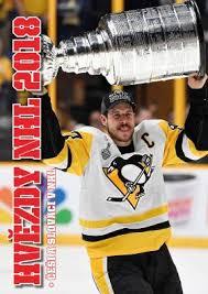 Knihy o NHL