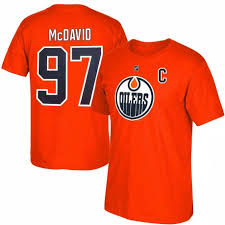 TRIČKÁ Edmonton Oilers