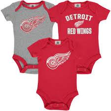 DETSKÉ Detroit Red Wings