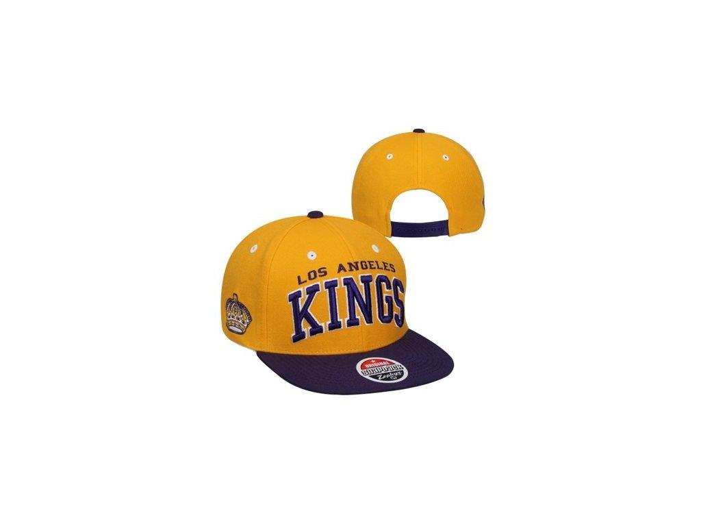 Šiltovka Los Angeles Kings Super Star Snapback