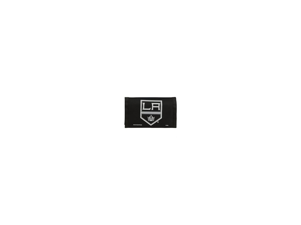 peňaženka - Nylon Trifold - Los Angeles kings