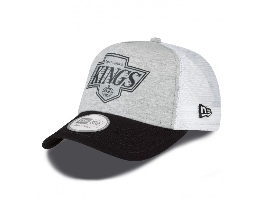 Šiltovka Los Angeles Kings NEW ERA Trucker Jersey Mesh